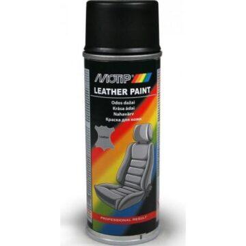 leather-paint-black